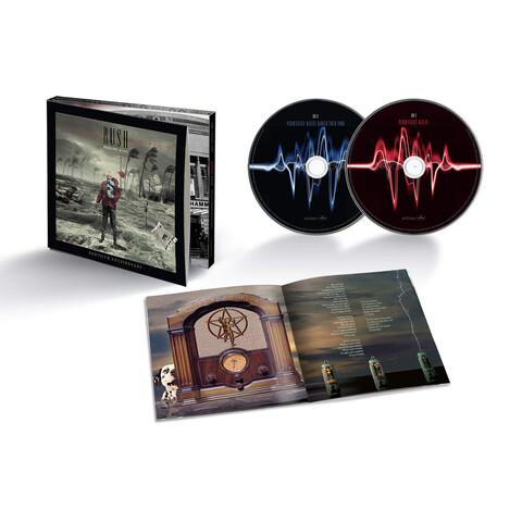 √Permanent Waves 40th Anniversary von Rush - 2CD jetzt im Bravado Shop