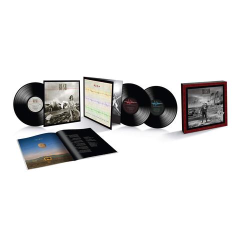 √Permanent Waves 40th Anniversary (Ltd. 3LP) von Rush - 3LP jetzt im Bravado Shop