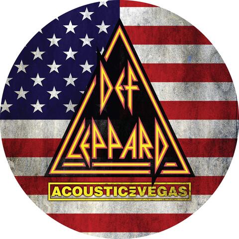 √Acoustic In Vegas (Ltd. 10'' Picture Disc LP) von Def Leppard - LP jetzt im Bravado Shop
