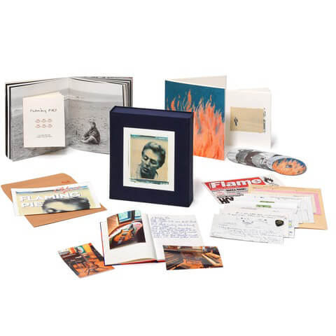 Flaming Pie (Ltd. Deluxe Edition 5CD+2DVD) von Paul McCartney - Boxset jetzt im Bravado Shop