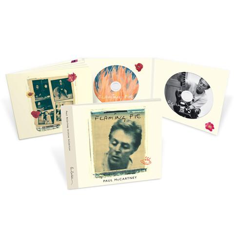 √Flaming Pie (2CD) von Paul McCartney -  jetzt im Bravado Shop