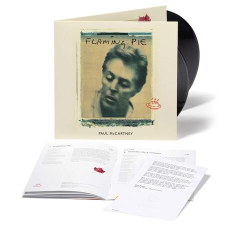√Flaming Pie (2LP) von Paul McCartney - LP jetzt im Bravado Shop