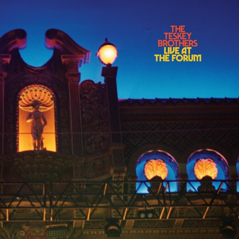√Live At The Forum von The Teskey Brothers - CD jetzt im Bravado Shop