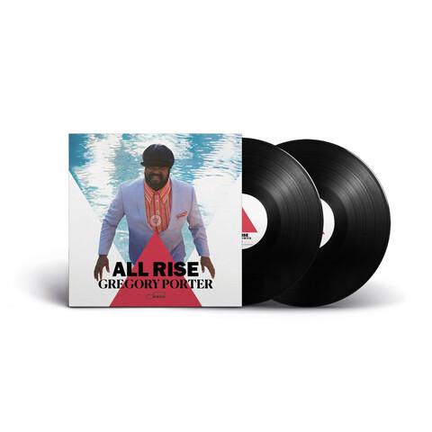 √All Rise (2LP) von Gregory Porter - 2LP jetzt im Bravado Shop