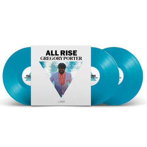 All Rise (Ltd. Coloured 3LP) von Gregory Porter - 3LP jetzt im Bravado Shop