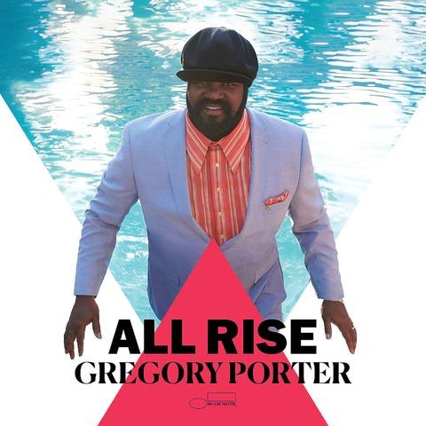 All Rise (Limited Red 2LP) von Gregory Porter - 2LP jetzt im Bravado Store