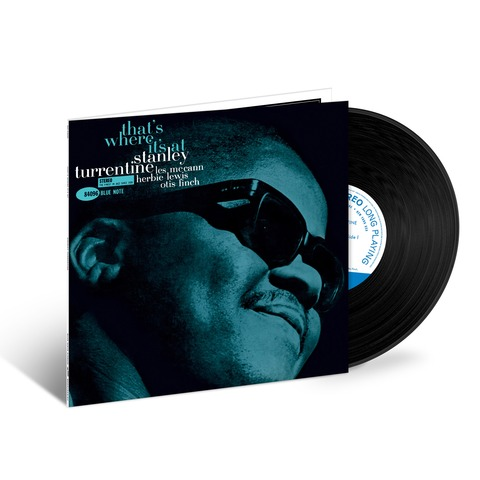 √That's Were It's At (Tone Poet Vinyl) von Stanley Turrentine - LP jetzt im Bravado Shop