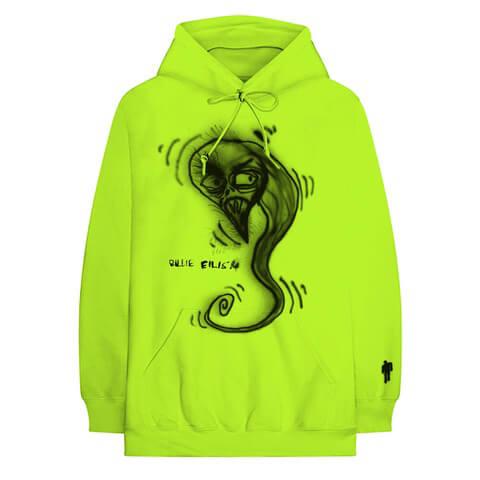 √Spray Paint Ghoul von Billie Eilish - Hood sweater jetzt im Bravado Shop