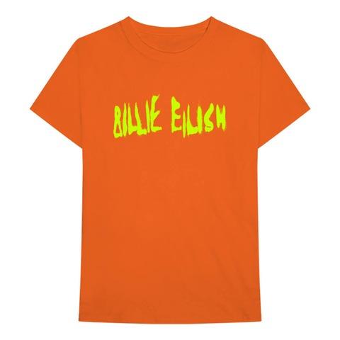 √Spray Paint Logo von Billie Eilish - T-Shirt jetzt im Bravado Shop