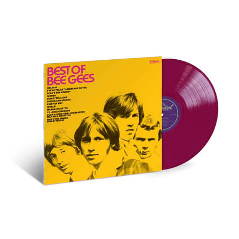 √Best of Bee Gees (Ltd. Colour LP) von Bee Gees - LP jetzt im Bravado Shop