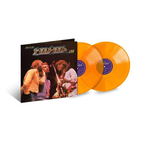 √Here At Last... Bee Gees Live (Ltd. Colour Vinyl) von Bee Gees - LP jetzt im Bravado Shop
