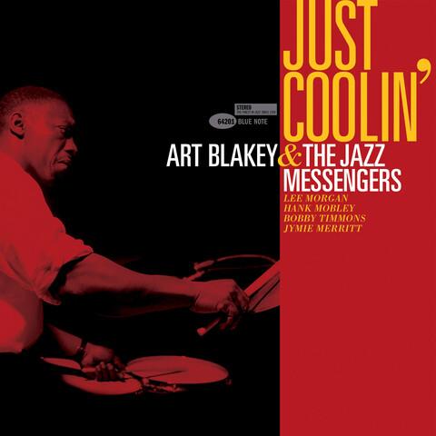 Just Coolin' (Vinyl) von Art Blakey - LP jetzt im Bravado Shop