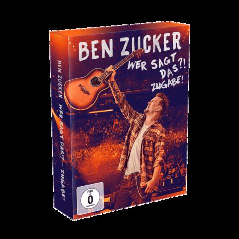 √Wer Sagt Das?!Zugabe! (Deluxe Edition) von Ben Zucker - Box set jetzt im Bravado Shop