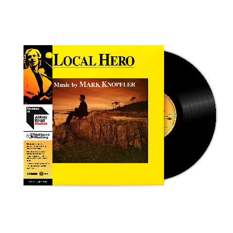 √Local Hero (Half-Speed Master) von Mark Knopfler - LP jetzt im Bravado Shop