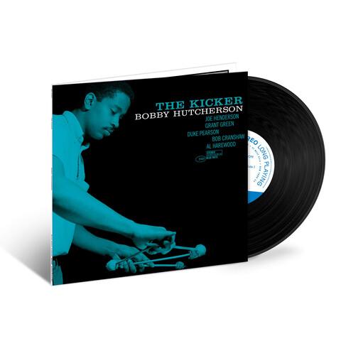 The Kicker (Tone Poet Vinyl) von Bobby Hutcherson - LP jetzt im Bravado Shop