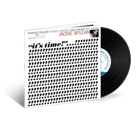 √It's Time (Tone Poet Vinyl) von Jackie McLean - LP jetzt im Bravado Shop