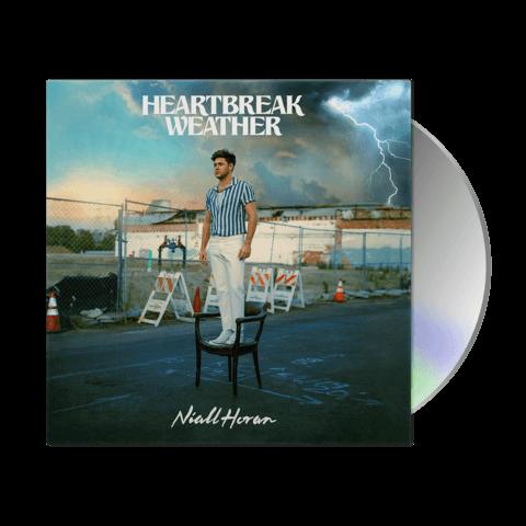 √Heartbreak Weather (Deluxe Edition) von Niall Horan - Deluxe CD jetzt im Bravado Shop