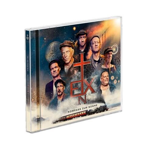 √Kompass zur Sonne von In Extremo - CD jetzt im Bravado Shop