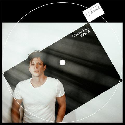 √Zebra von Charles Pasi - CD jetzt im Bravado Shop