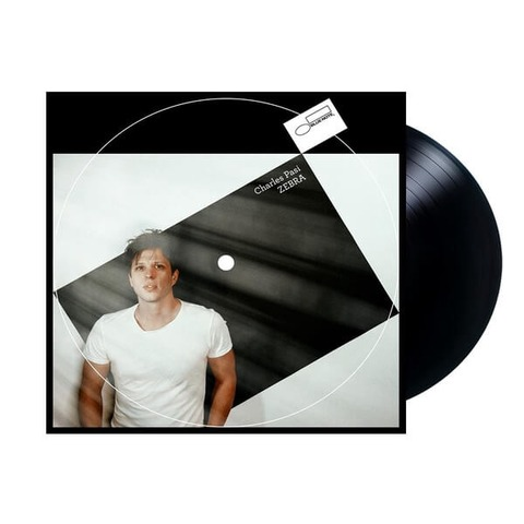 √Zebra (LP) von Charles Pasi - LP jetzt im Bravado Shop