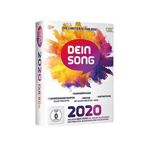 √Dein Song 2020 (Ltd. Fanbox) von Various Artists - Box jetzt im Bravado Shop