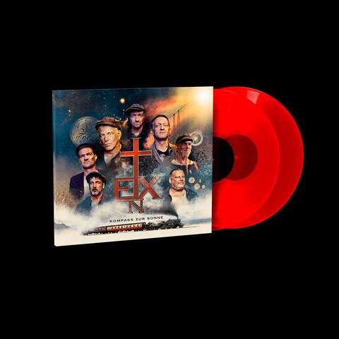 √Kompass zur Sonne (2LP Translucent Red) von In Extremo - 2LP jetzt im Bravado Shop