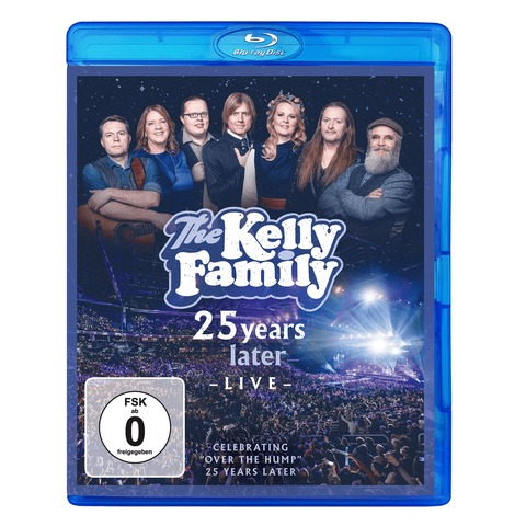 √25 Years Later - Live von The Kelly Family - BluRay jetzt im Bravado Shop
