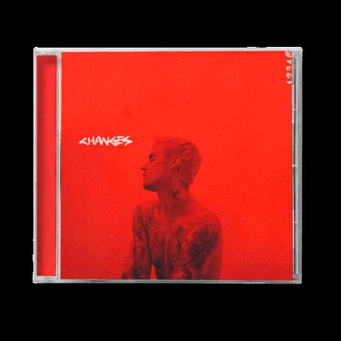 √Changes (CD) von Justin Bieber - CD jetzt im Bravado Shop