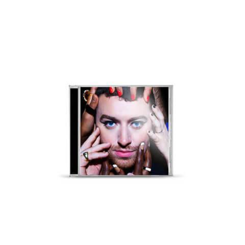 √To Die For (CD) von Sam Smith - CD jetzt im Bravado Shop