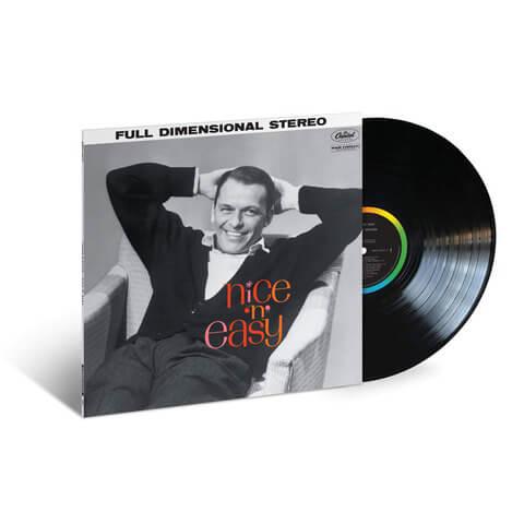 √Nice 'N' Easy (LP Re-Issue) von Frank Sinatra - LP jetzt im Bravado Shop