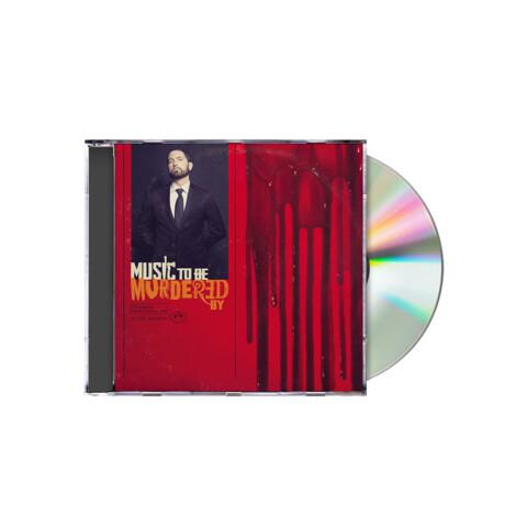√Music To Be Murdered By von Eminem - CD jetzt im Bravado Shop
