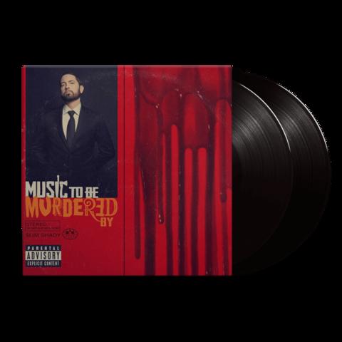 √Music To Be Murdered By (2LP) von Eminem - 2LP jetzt im Bravado Shop