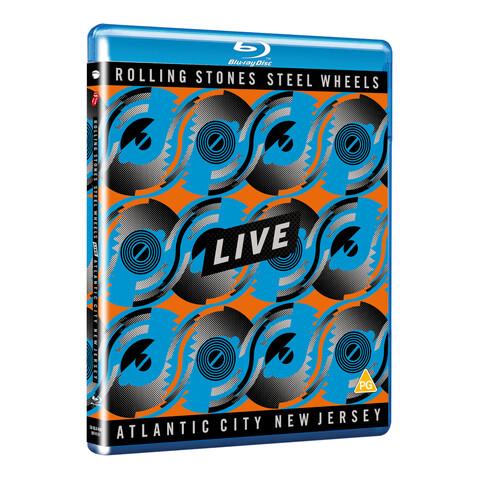 √Steel Wheels Live (BD50 SD blu-ray) von The Rolling Stones - BluRay jetzt im Bravado Shop