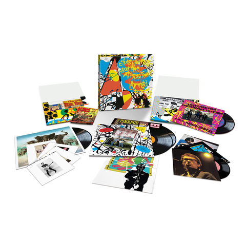 √Armed Forces (9LP Super Deluxe Boxset) von Elvis Costello - Box set jetzt im Bravado Shop