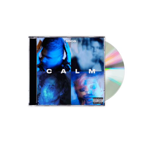 Calm (Ltd. Deluxe Edition) von 5 Seconds of Summer - CD jetzt im Bravado Shop