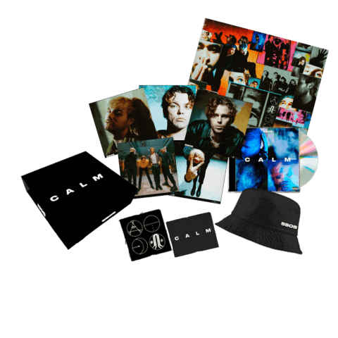 Calm (Ltd. Fanbox) von 5 Seconds of Summer - Box jetzt im Bravado Shop
