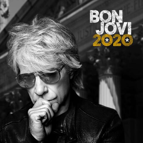√2020 von Bon Jovi - CD jetzt im Bravado Shop