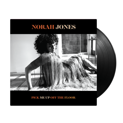√Pick Me Up Off The Floor von Norah Jones - LP jetzt im Bravado Shop