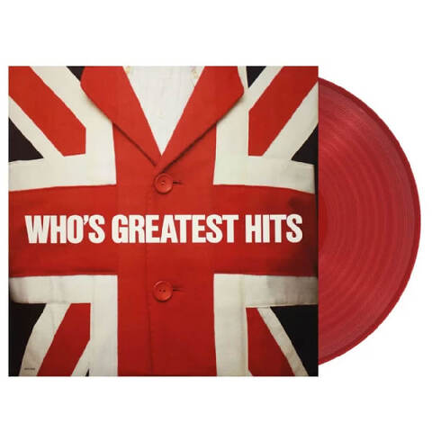 Greatest Hits (Ltd. Coloured LP) von The Who - LP jetzt im Bravado Shop