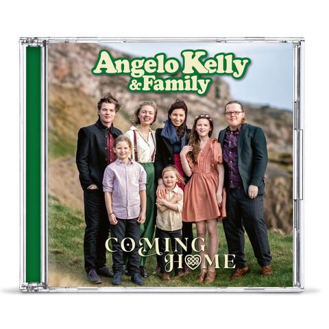 Coming Home von Angelo Kelly & Family - CD jetzt im Bravado Shop