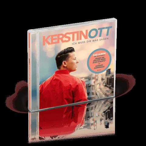 Ich Muss Dir Was Sagen (Neue Version) von Kerstin Ott - CD jetzt im Bravado Shop