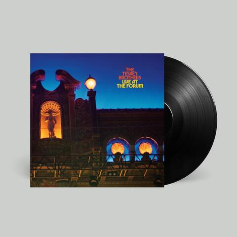 Live At The Forum (Black LP) von The Teskey Brothers - LP jetzt im Bravado Shop