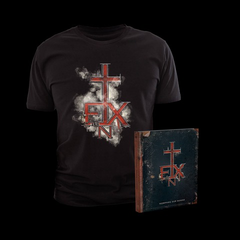 √Kompass zur Sonne (Ltd. Bundle: Deluxe Edition + T-Shirt) von In Extremo - CD Bundle jetzt im Bravado Shop