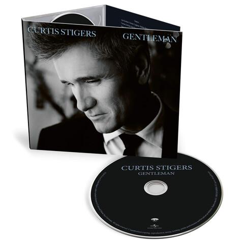 Gentleman von Curtis Stigers - CD jetzt im Bravado Shop