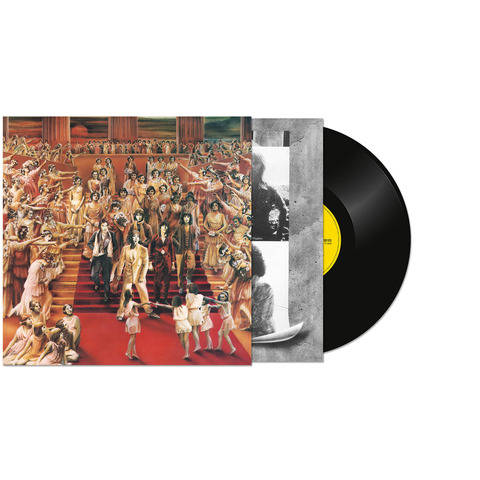 It's Only Rock N' Roll (Half Speed Masters LP Re-Issue) von The Rolling Stones - 1LP jetzt im Bravado Shop