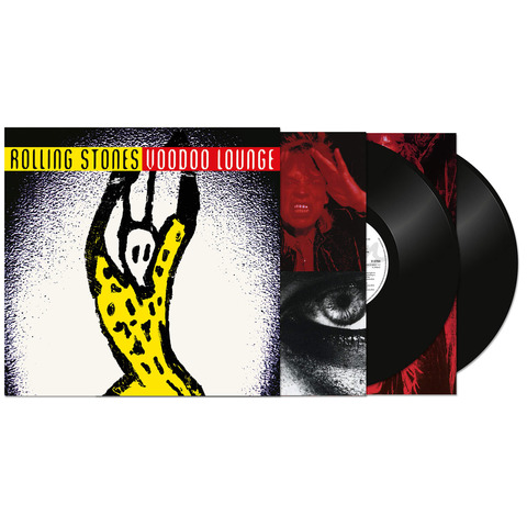 √Voodoo Lounge (Half Speed Masters LP Re-Issue) von The Rolling Stones - LP jetzt im Bravado Shop