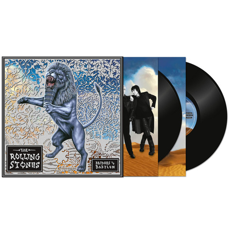 √Bridges To Babylon (Half Speed Masters LP Re-Issue) von The Rolling Stones - 2LP jetzt im Bravado Shop