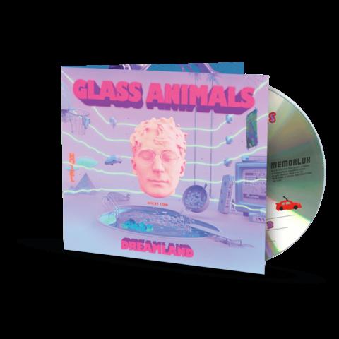 √Dreamland von Glass Animals - CD jetzt im Bravado Shop