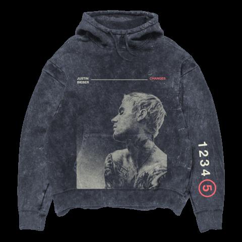 √Changes Silhouette von Justin Bieber - Hood sweater jetzt im Bravado Shop