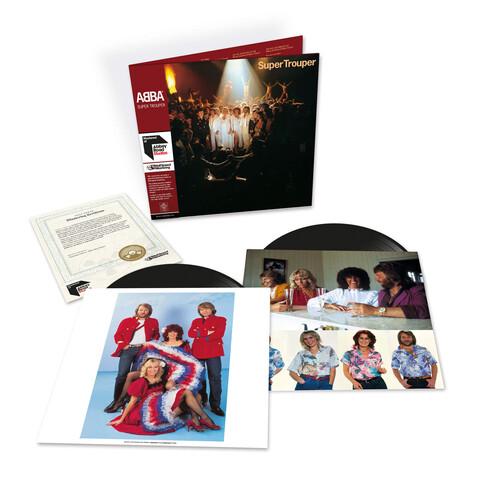 √Super Trouper (40th Anniversary - 2LP Half Speed Master) von ABBA - 2LP jetzt im Bravado Shop